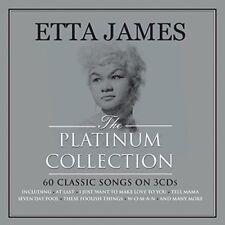 Platinum Collection - 3 DISC SET - Etta James (2017, CD NEUF)