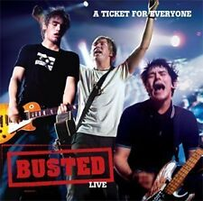 Busted: Live: A Ticket For Everyone: (CD)