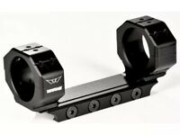 Warne 7817M Skyline Precision 30mm Tube 1 Piece Rifle Scope Mount Matte Black
