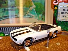 1967 CHEVROLET CAMARO RS/SS CONVERTIBLE LIMITED EDITION MUSCLE CAR 1/64 JL HOT!!