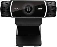 NEW Logitech C922X Pro Stream Webcam Black Full 1080P HD FAST SHIPPING