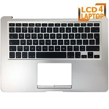Topcase para Apple MacBook Air 13 A1466 2013 - 2015 Teclado Reino Unido Carcasa reposamuñecas