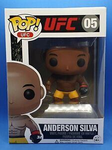 UFC Funko POP! Anderson Silva (Please Read Description)
