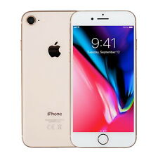 Apple iPhone 8 64GB Rose Gold Smartphone Sim Free 4G GSM Touch Screen Mobile