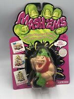 1987 Coleco Mash Ems Bike Breath Squishee Toy Carded MOC New Mint On Card