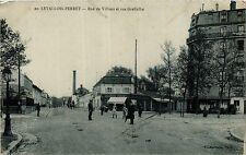 CPA LEVALLOIS PERRET Rue de Villiers et Rue Greffulhe (413235)