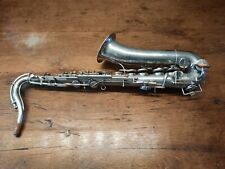 Vintage Sax Saxophone - C melody - Thibouville Lamy - Made in Paris