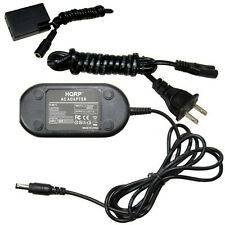 HQRP AC Adapter fits Canon EOS Kiss Rebel Digital Camera, ACK-E18 Replacement