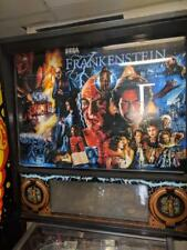 Frankenstein Pinball Sega Arcade machine.Nice. Free Shipping. Led Kit Installed!