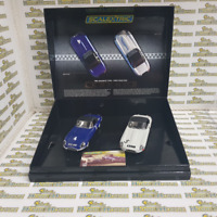Scalextric – 1/32 1961 Jaguar E-Type First Race Win Limited Edition Slot Car Set