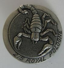 5 eme Régiment de Cuirassiers 2 Escadron (scorpion)