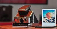 Erneuern des Bezuges Ihrer Polaroid SX-70  Sofortbild Kamera inclusive Material