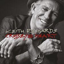 """Keith Richards 'Crosseyed Coeur"""" 2 X VINYL LP 2015 New & Sealed"""