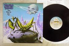 Praying Mantis Time Tells No Lies Arista 25Rs-124 Japan Vinyl Lp