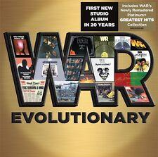 Evolutionary - War (2014, CD NIEUW)2 DISC SET