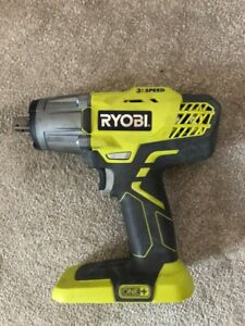RYOBI ONE+ R18IW3-0 18V, 400NM CORDLESS 3-SPEED IMPACT WRENCH (BODY ONLY)