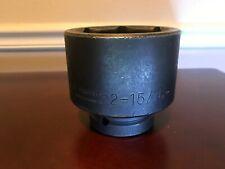 """Proto - 1"""" Drive Impact Socket 2-15/16"""" - 6 Pt"""