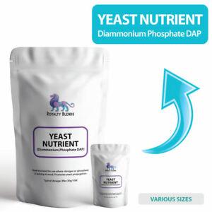 YEAST Nutrient for Wine & Cider Home Brew Making Diammonium Phosphate DAP