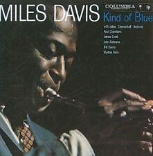Miles Davis Kind of Blue CD 6 Track Remastered With Bonus Tracks European Colu