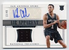 2014-15 National Treasures KYLE ANDERSON Rookie RC AUTO AUTOGRAPH JERSEY #/49 SP