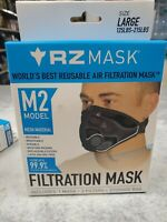 LARGE-RZ Mask M2 Multi-Purpose Air Filtration Mask  BRAND NEW!!!