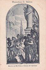 PADOVA - Pinacoteca - Martirio dei SS.Primo e Feliciano (P.Veronese)