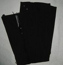 JIKI -Monte Carlo Creations-Black Evening Pant-Beautiful!-Size 40-France