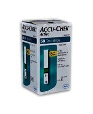 ACCU-CHEK ACTIVE GLICEMIA strisce di prova - 50