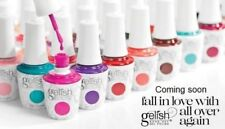 Harmony Soak Off Gelish Nail Polish Pick Any 3 Colors ! Any colors !