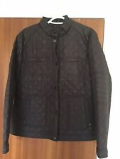 EXCELLENT CONDITION Ladies Betty Barclay Brown Padded Jacket Size 18