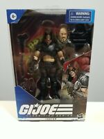 GI Joe Classified Series Cobra Zartan 6 inch figure Hasbro