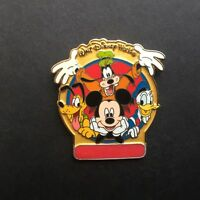 WDW - Name Pin FAB 4 Disney Pin 28802