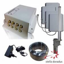 AMPLIFICATORE RIPETITORE CELLULARE UMTS 3G HSDPA 4000MQ GRANDI EDIFICI ALBERGHI