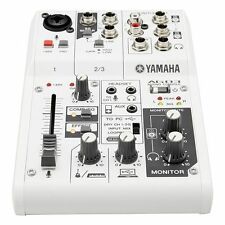 Yamaha Pro Audio Mixers