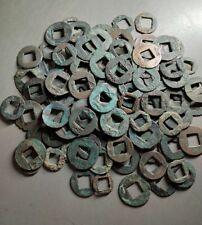 10 Edge-Cutted Wu Zhu Coins-Before Christ (BC 118)