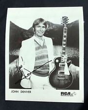 John Denver - 8x10 RCA Studio Photo -  - Autograph - *Hollywood Posters*