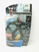 Venom Spider-Man 3 Sandman Series Build-a-Figure - Hasbro Factory Sealed 2007