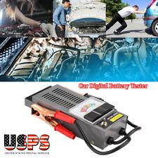 12V Car Digital Charging System Load Battery Tester Analyzer Diagnostic Tool