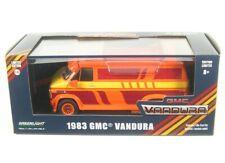 GMC Vandura (orange/yellow/red) 1983