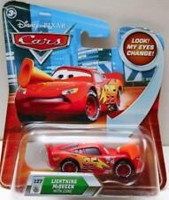 CARS - LIGHTNING MCQUEEN (SAETTA) con CONO - Mattel Disney Pixar