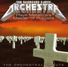 Metallica: Scorched Earth Orchestra Plays Metallic - Tribute To (2006, CD NUEVO)
