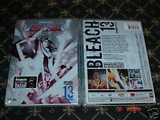 JAPANESE MANGA/ANIME Bleach - Vol. 13  EPISODES 50-53 + EXC PATCH UNCUT RETD DVD