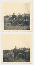 2 x  Foto Westwall Bunker / Unterstand/ Stellung 2.WK  (2932)