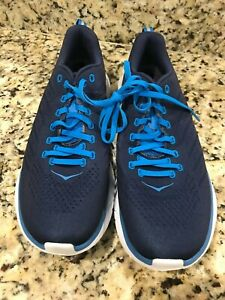 NEW Men's HOKA ONE ONE  HUPANA EM running walking shoes 10.5