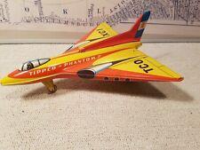 Tin Toy Friction TIPPCO Phantom Space/Airplane TCO XC1