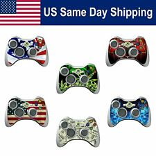 Decal Skin Protective Cover Sticker for XBox 360 X3 Remote Controller Gampad