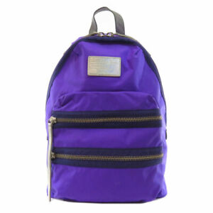 MARC BY MARC JACOBS   Backpack · Daypack Logo motif Nylon
