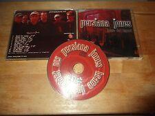 "Persiana Jones ""Brace For Impact"" CD UAZ ITA 1997"