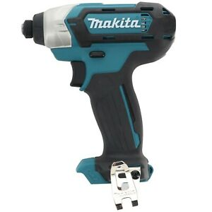 Makita DT03 12V MAX CXT 1/4 in Hex Impact Driver - Bare Tool - Slightly Used