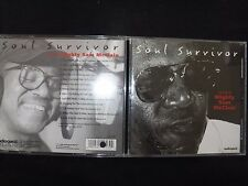 CD THE BEST OF MIGHTY SAM McCLAIN / SOUL SURVIVOR /